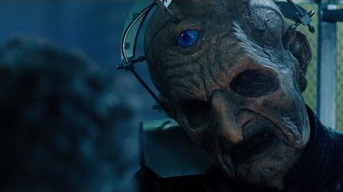 Peter & Steven on The Doctor & Davros - The Witch's Familiar - Doctor Who Series 9