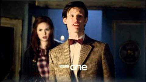 Doctor Who The Curse of the Black Spot - Series 6, Episode 3 Trailer - BBC One
