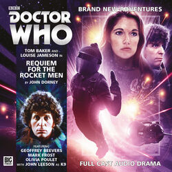 Requiem for the Rocket Men cover