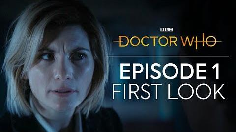 FIRST LOOK- Episode 1 - The Woman Who Fell To Earth - Doctor Who
