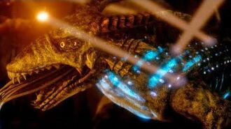 Trapping the Monster Eaters of Light Doctor Who BBC