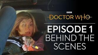 Creating the Sheffield Car Chase Spyfall Doctor Who Series 12