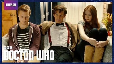 The Doctor Kills Some Time - Doctor Who - The Power of Three - BBC