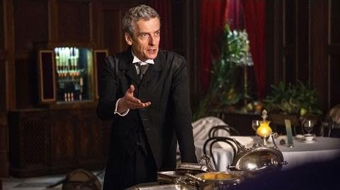 Deep Breath - Doctor Who Extra- Series 1 Episode 1 (2014) - BBC