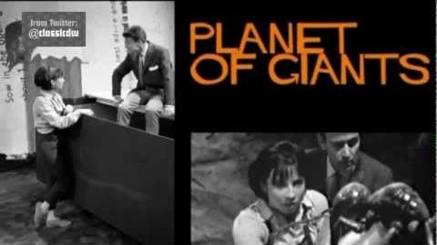 Special Feature - Making Planet of Giants - Doctor Who - Planet Of Giants - BBC