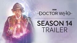 Season 14 Trailer - The Collection - Doctor Who