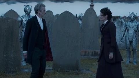 """""""I Am An Idiot!"""" Death In Heaven Doctor Who BBC"""