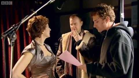 Writer on the Set with Mark Gatiss - Doctor Who Confidential