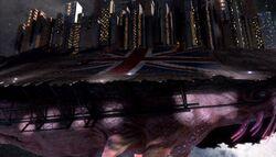 Baleine Starship