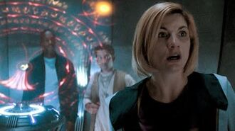 Dans l'antre des démons Les Démons du Pendjab Doctor Who
