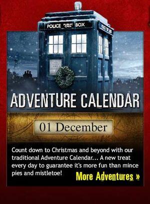 Adventure Calendar 2009