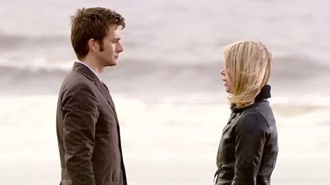 The Doctor and Rose Say Goodbye - Doctor Who - Doomsday - BBC