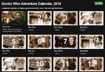 Adventure calendar 2014