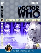 Attack of the Cybermen DVD Cover