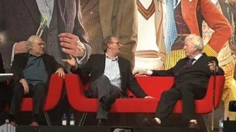 Peter Davison on his Regeneration - Regenerations Panel - Doctor Who 50th Celebration
