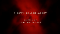 A town called mercy (ouverture)