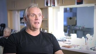 Greg Davies on King Hydroflax - The Husbands of River Song - Doctor Who Christmas Special – BBC