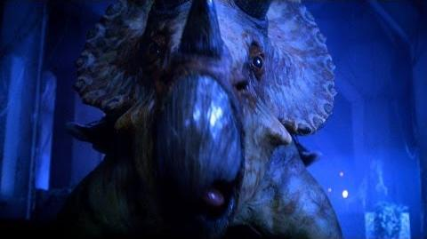 How do you start a Triceratops? - Doctor Who - Dinosaurs on a Spaceship - BBC