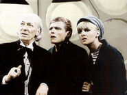 First Doctor Ben Polly