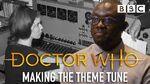 Composer Segun Akinola on the new sounds of Doctor Who - BBC