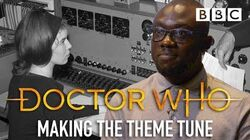 Composer Segun Akinola on the new sounds of Doctor Who - BBC