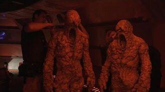 Enter the Sandmen - Doctor Who- Series 9 (2015) - BBC