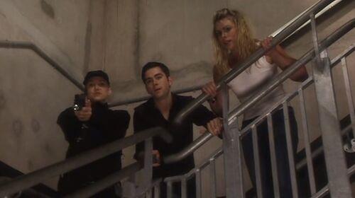Adam escalier