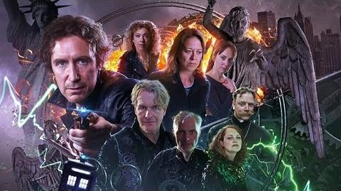 The Eighth Doctor Meets the Weeping Angels! - Doom Coalition 4 Trailer - Doctor Who