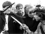 2th Doctor, Ben, Polly