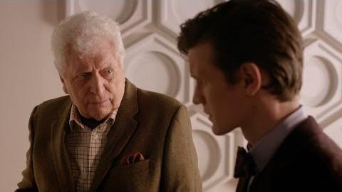*PLOT SPOILERS* Tom Baker returns in The Day of the Doctor