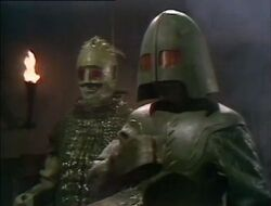Guerriers de Glace Curse of Peladon