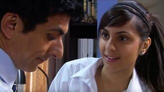 Rani Controls her Dad! The Mark of the Berserker The Sarah Jane Adventures