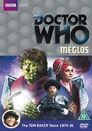 Meglos DVD Cover