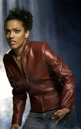 Doctor Who Freema Agyeman
