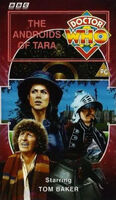 Androids of tara uk vhs