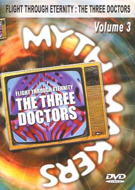 Myth makers flight through eternity three doctors volume 3 dvd
