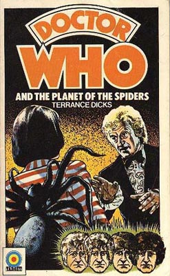 Planet of the spiders 1975 target