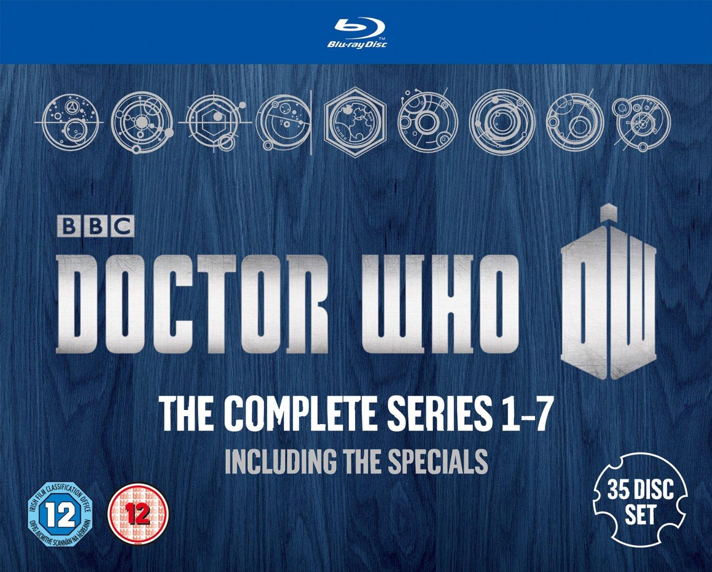 Series 1-7 uk bd