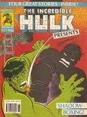Incredible hulk presents 7