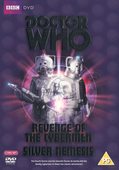 Revenge of the cybermen silver nemesis uk dvd