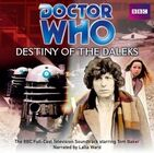Destiny of the daleks cd