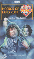 Horror of fang rock australia vhs