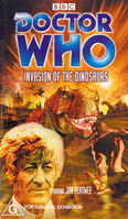 Invasion of the dinosaurs australia vhs