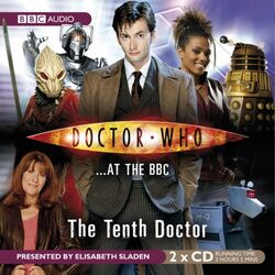 Doctor who at the bbc tenth doctor