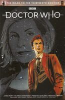 Road to the thirteenth doctor graphic novel