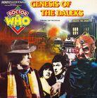 Genesis of the daleks lp 1979
