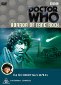 Horror of fang rock australia dvd