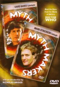 Myth makers mark strickson david banks dvd