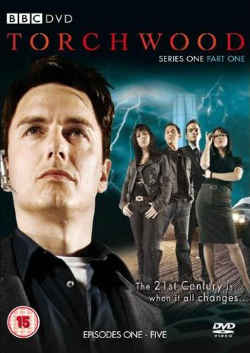 Torchwood series one part one uk dvd