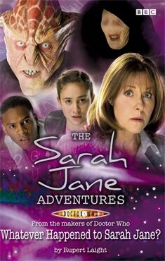 Whatever happened to sarah jane novelisation